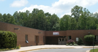 photo of McAuliffe Elementary school